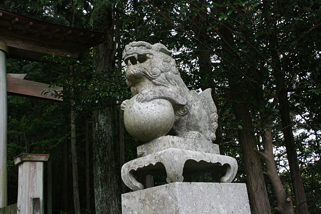 東川・大宮八幡神社