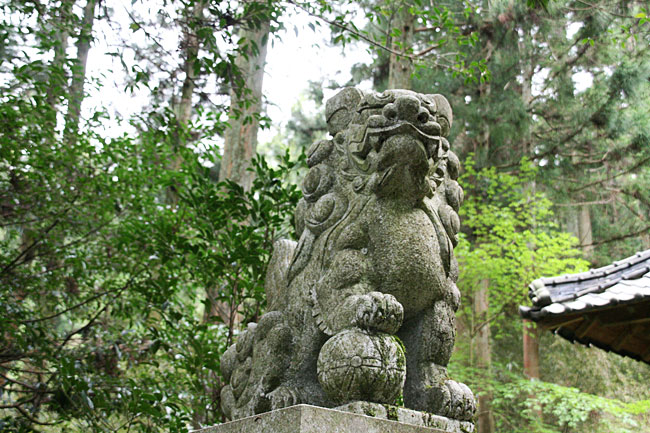 東川・惣河内神社