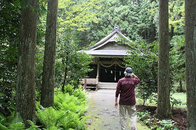 東川・熊野神社