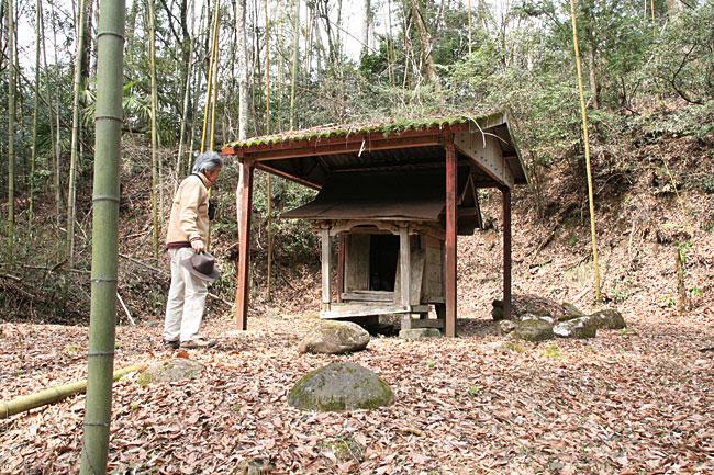 菅生北村・神明社