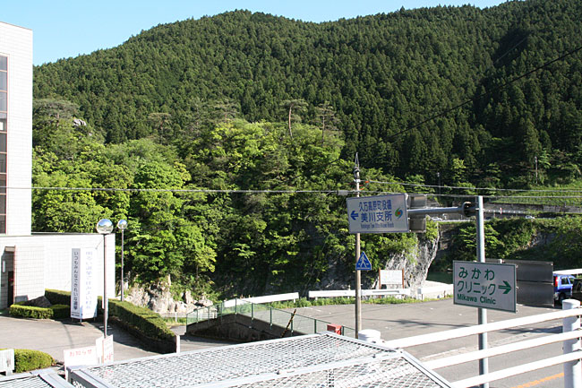 黒岩・御三戸神社