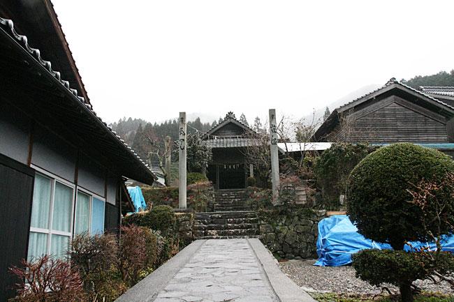 明神・秋葉神社