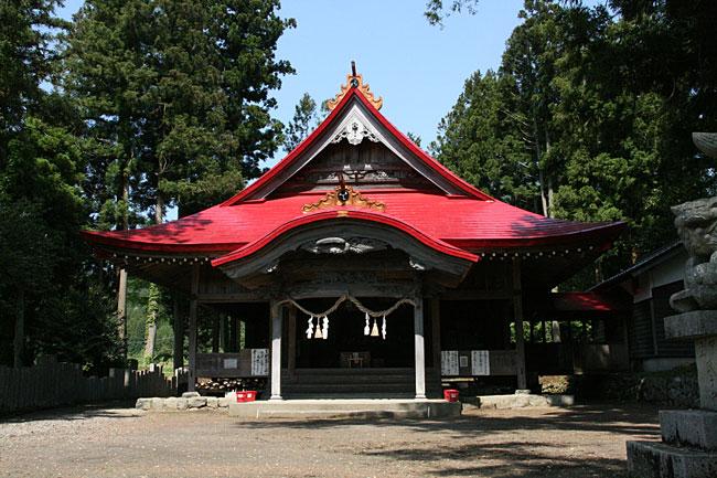 東明神・河内神社
