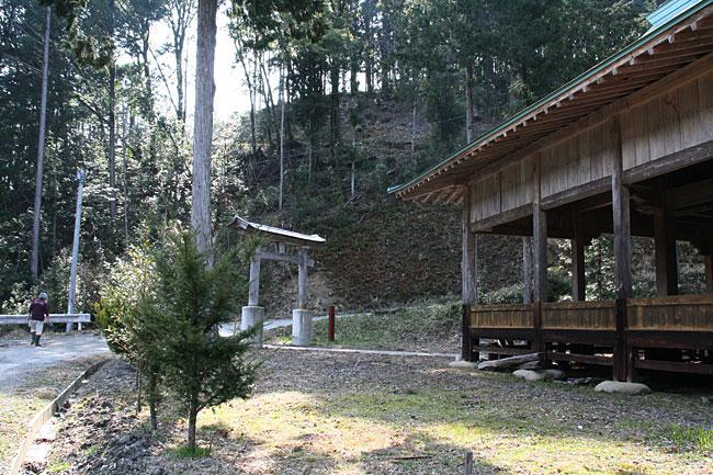 相の木・八社神社