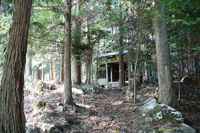 上畑野川河ノ内・八社神社