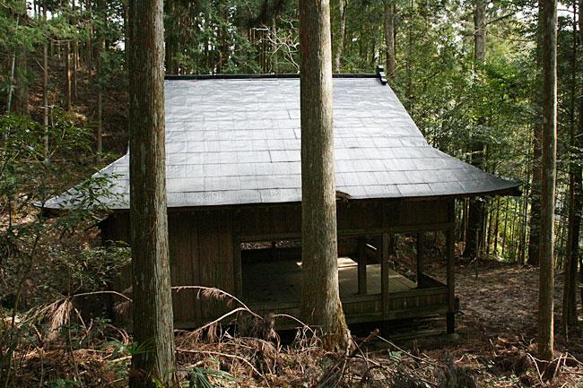 菅生中野村・大元神社