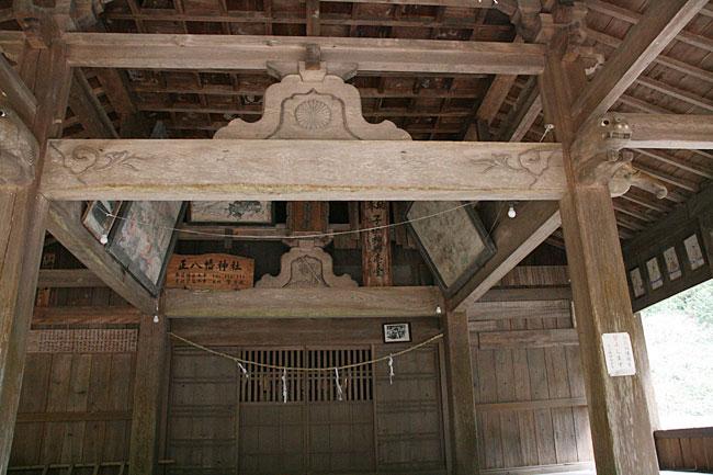 若山・正八幡神社