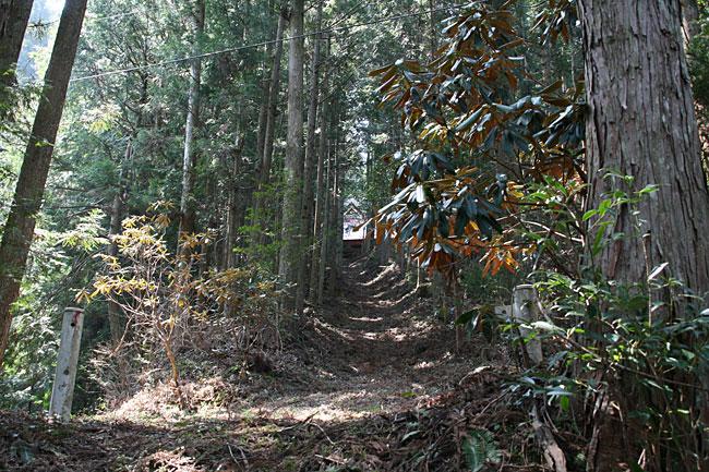 程野(色ノ峠)・惣川内神社