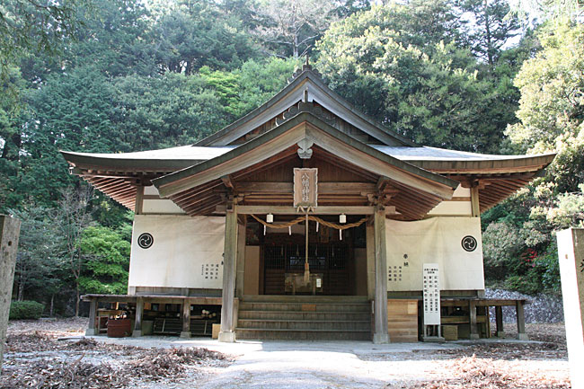 渋草・八幡神社