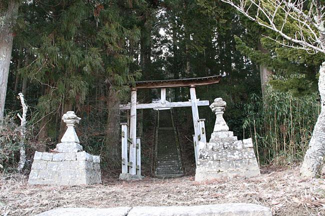 相の峰・相峯神社