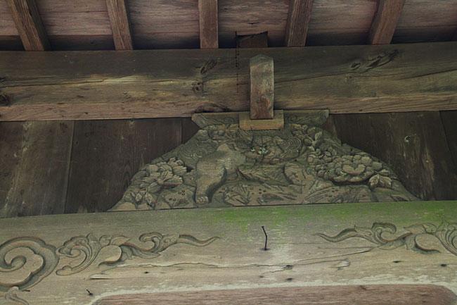東明神・猿王社