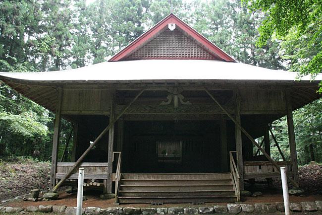 仕出(筒城)・八社神社