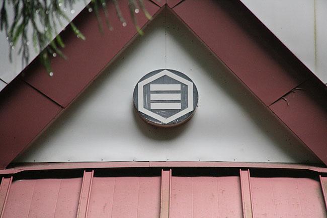 東川・高山・八柱神社