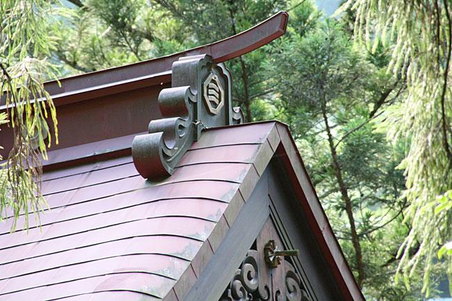 黒藤川・八社神社