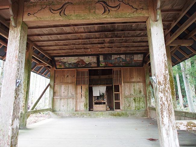 直瀬・房代野神社