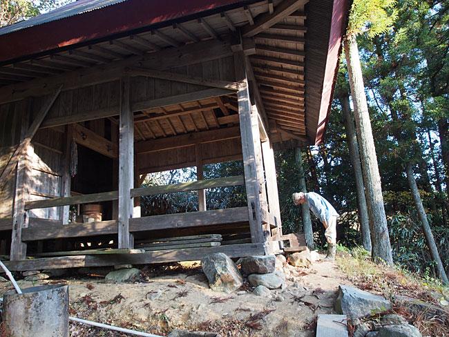 直瀬・加茂宮神社