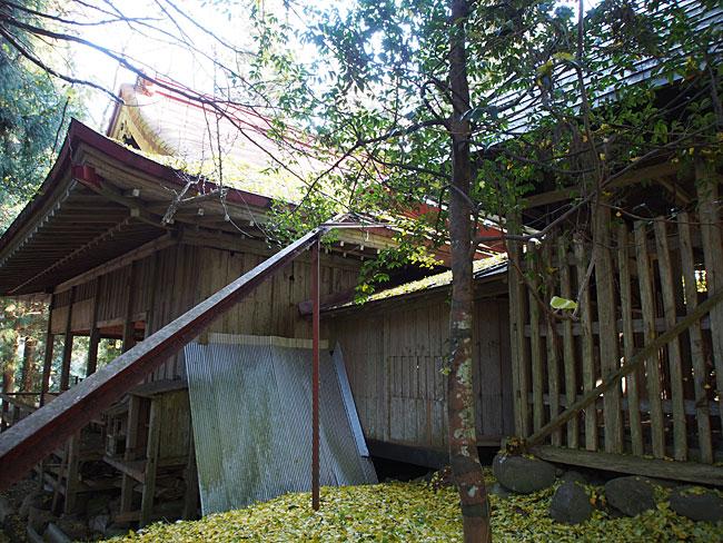 下直瀬・八幡神社