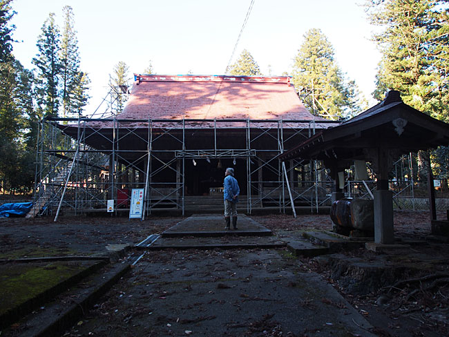 直瀬・五社神社