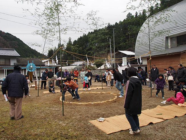 下直瀬・堂山神社