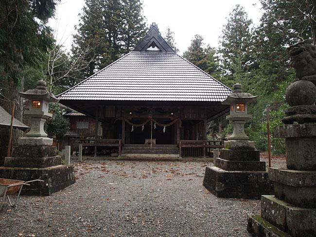 畑野川・住吉神社