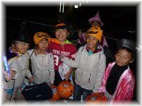 ハロウィン子供達2
