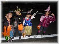 ハロウィン子供達3