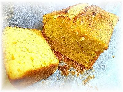 すだちのバターケーキ