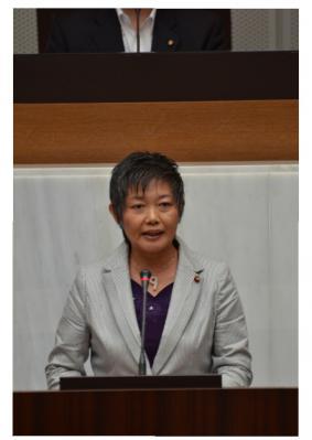 栗山議員 2012年9月議会