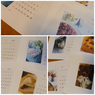 コラボカレンダー2