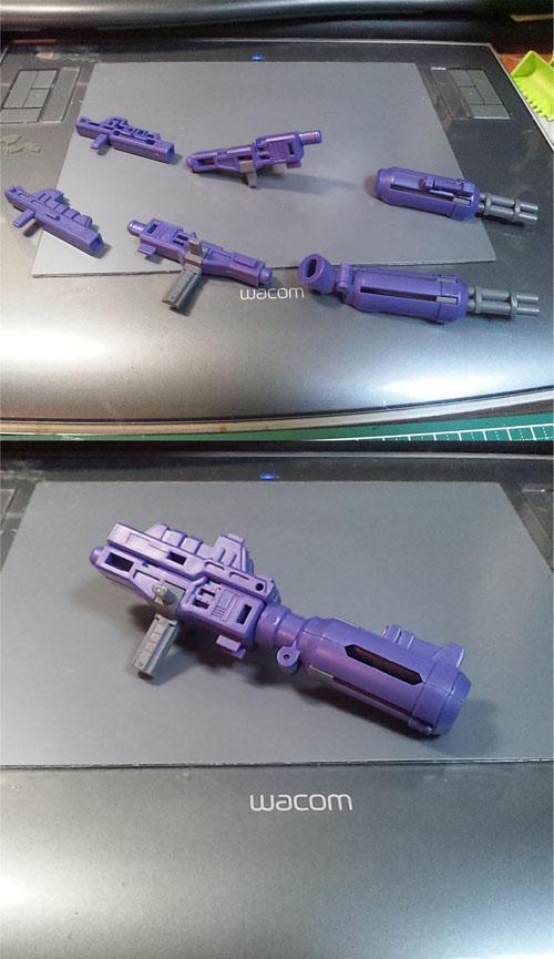 ぶろぐ合体銃
