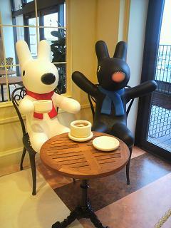 リサとガスパールのカフェ