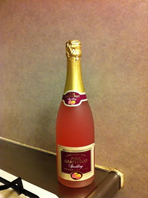 ドクターティムース ピンクグレープフルーツ スパークリングワイン