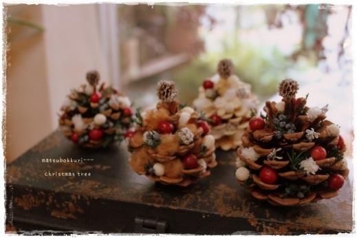 くるカラクリスマスツリー