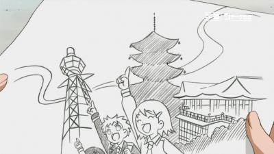 修学旅行は京都と大阪!