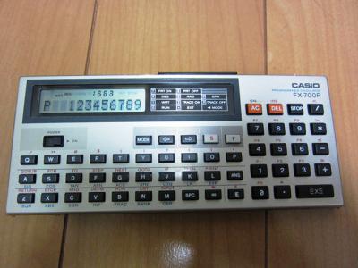 FX-700P