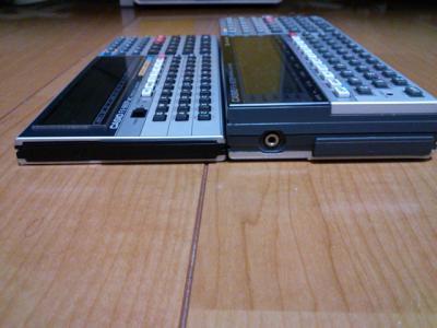 FX-860PvcとFX-870P 側面