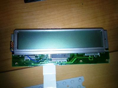FX-870P LCD