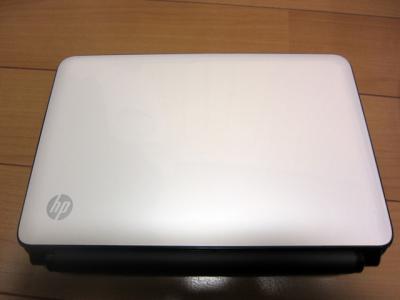 HP Mini 110 天板