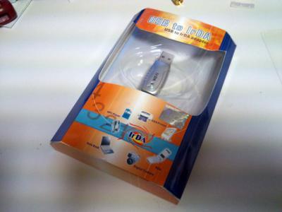USB-IrDAアダプタ