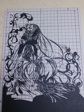 髪を結うラプ5/10A