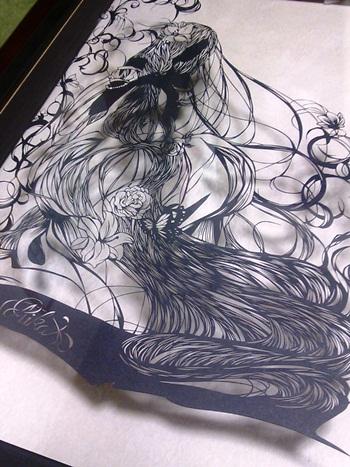 髪結うラプ完成5