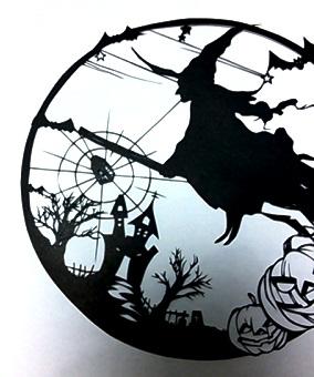 魔女ハロウィン2