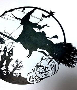 魔女ハロウィン3