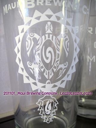 2011年1月 Maui Brewing CompanyのGrass