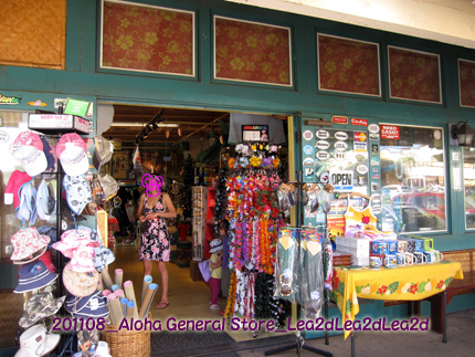 2010年1月 Aloha General Store