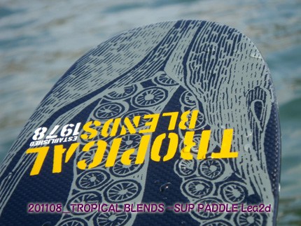 2011年6月購入 TROPICAL BLENDS-Paddle