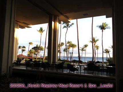 2012年6月 Maui Hotel Hyatt Regency Maui Resort & Spa
