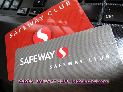 2012年6月 SAFEWAY CLUB