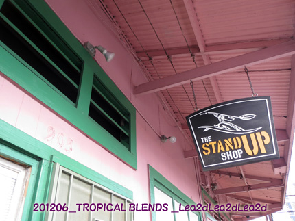 2012年6月 TROPICAL BLENDS