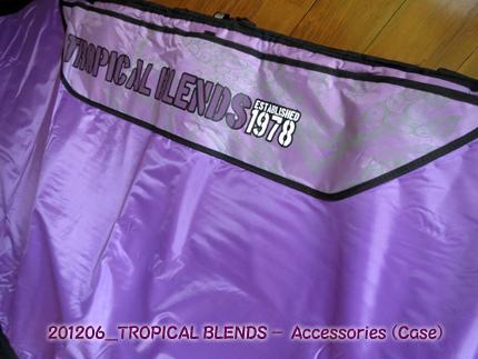 201206月 TROPICAL BLENDS  Accessories-BOARD CASE